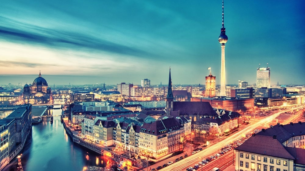 Software Company MobiLab: Berlin Calling - We came to stay!