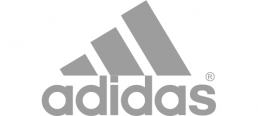 adidas logo grey