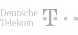 telekom logo grey