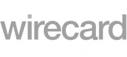 wirecard logo grey