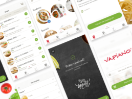 vapiano for android and iOS images