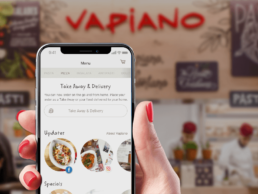 vapiano for iphone