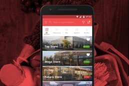 lot supermarket for android preview