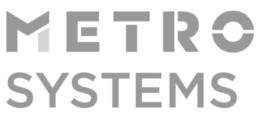 metro systems logo