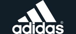adidas logo dark