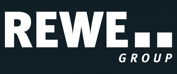 MobiLab customer - rewe group logo dark