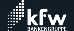 kfw bank group logo dark