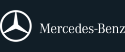mercedes-benz logo dark