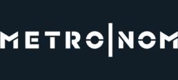metronom logo dark
