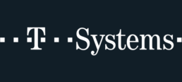 t systems dark logo dark