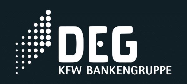 MobiLab Customer - DEG KFW logo dark