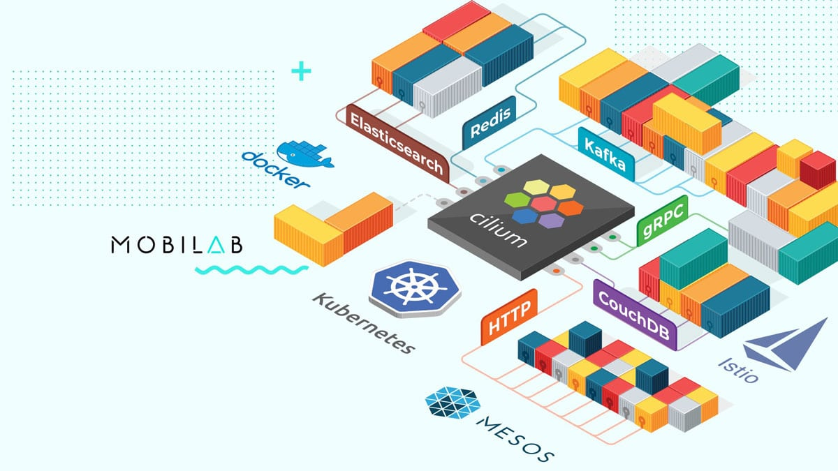 Why we switched to Cilium - MobiLab Blog