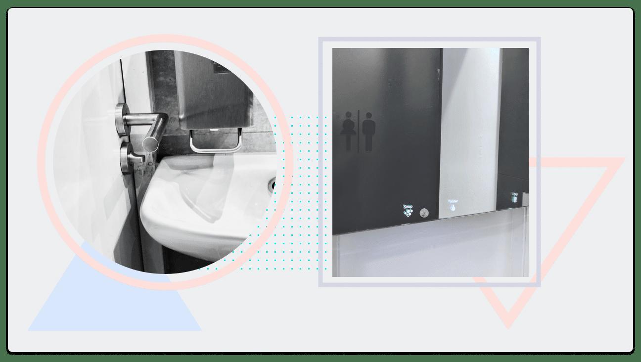 Bathroom UX
