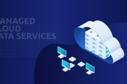 Experience on Building Managed Cloud Data Services