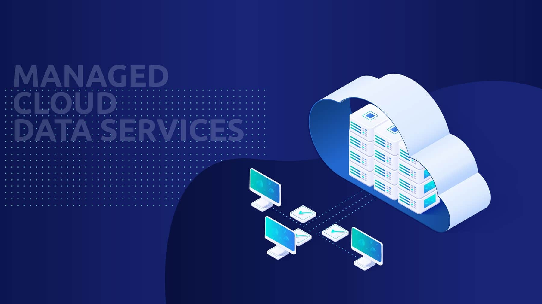 Cloud Platform - Experience on building managed cloud data services