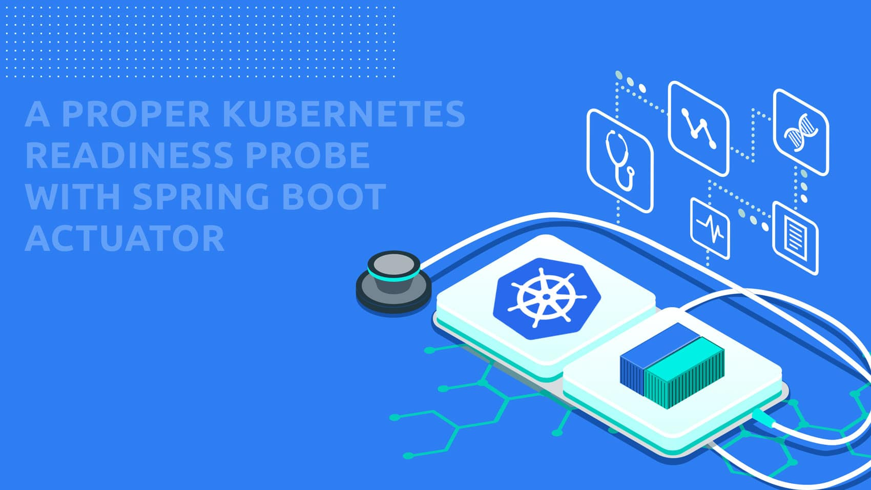 Kubernetes Readiness Probe w. Spring Boot Actuator Banner