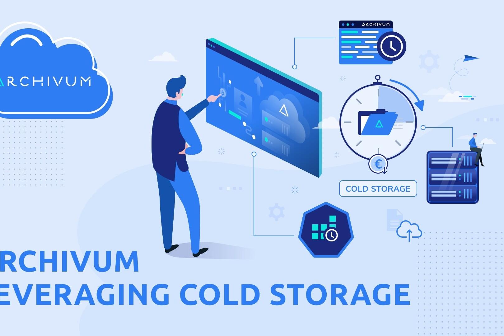 Cloud Data Archiving - Archivum Leveraging Cold Storage
